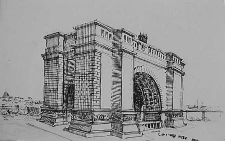 Arco del triunfo germano