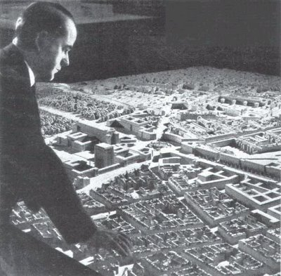 Albert Speer y su master plan