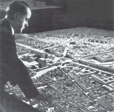 Albert Speer y su master plan